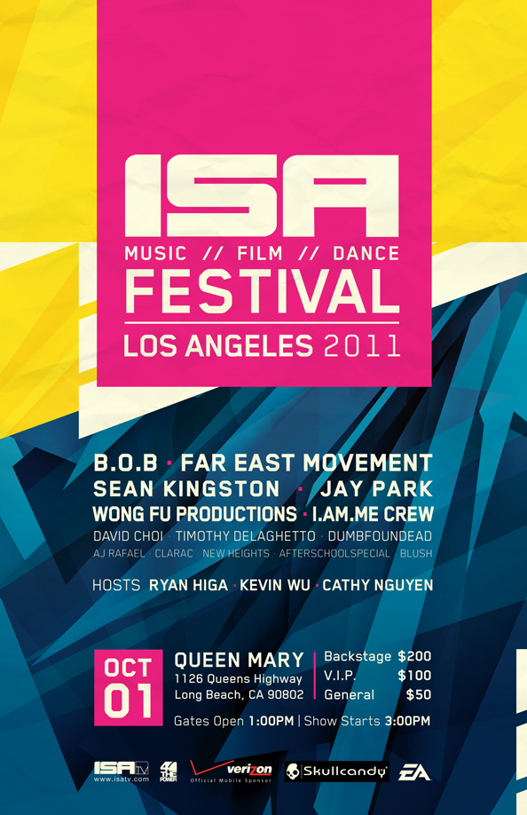 2011 International Secret Agents (ISA) LA in Los Angeles