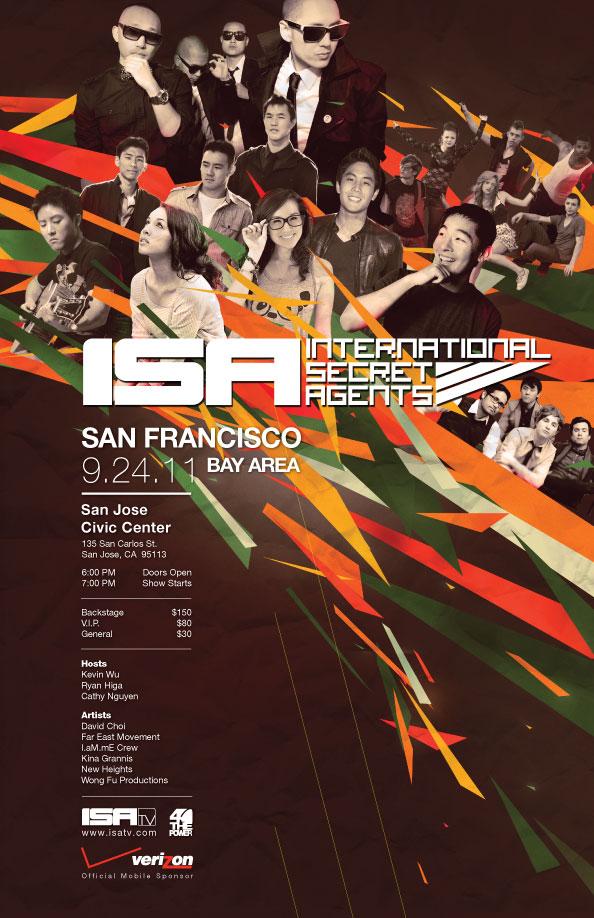 International Secret Agents Concert