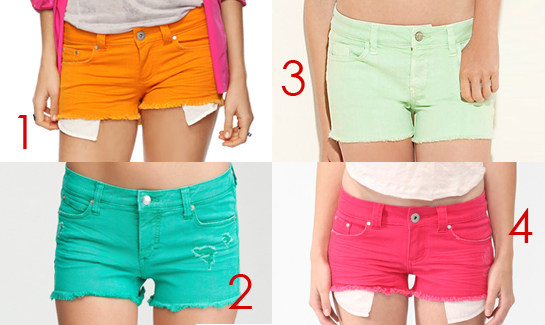 Summer Trends: Cut-Off Shorts! | ISA