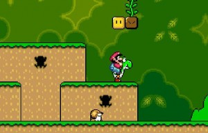 Super Mario World with Yoshi
