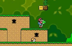 Super Mario World with Yoshi
