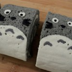 Totoro Roll Cake