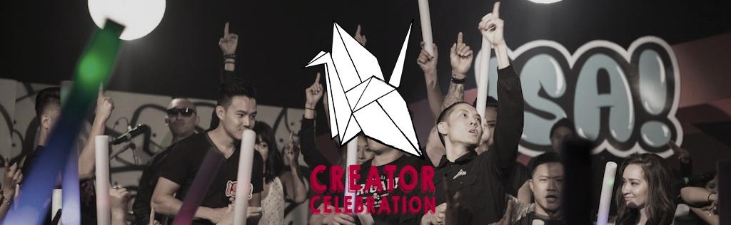 Youtube Celebration