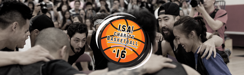 ISA Charity Basketball Game