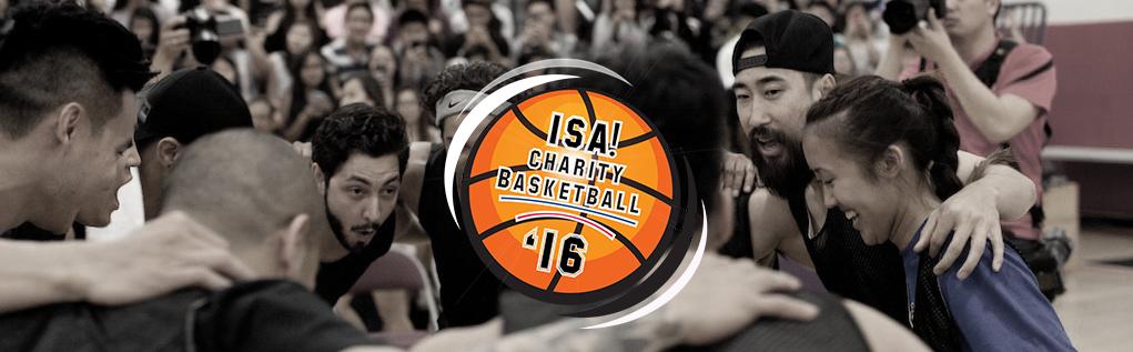 ISA Charity Basketball Game